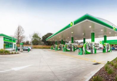 BP Connect Taihape