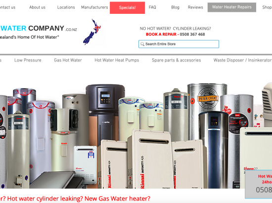 The Experts for Hot Water Cylinder Repairs